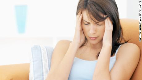 Migraines with aura in middle age linked to Parkinson's disease