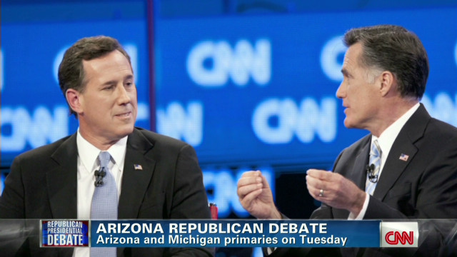 Analysts: Romney outperformed Santorum