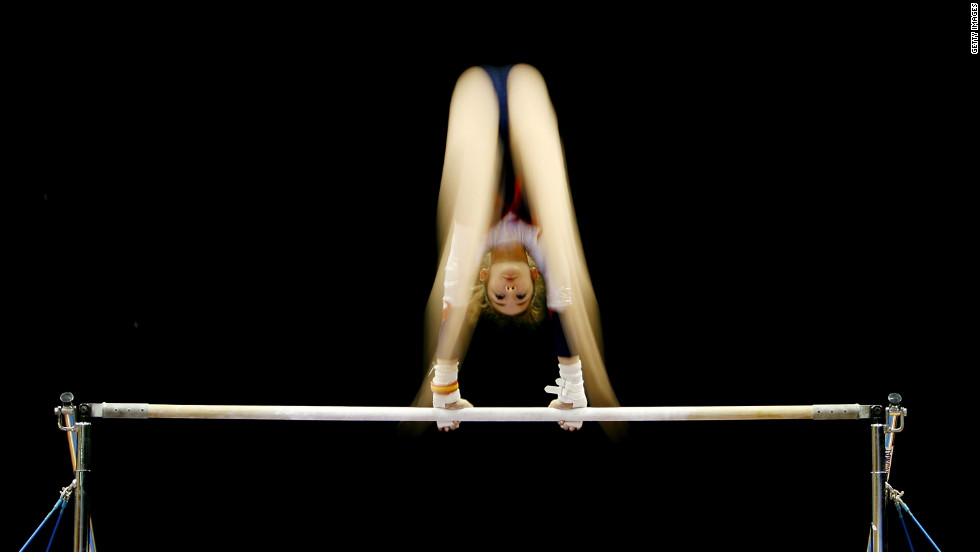 "Pinches trains for seven hours a day. She says it would be the ""biggest honor"" to represent Great Britain at the London 2012 Olympics."