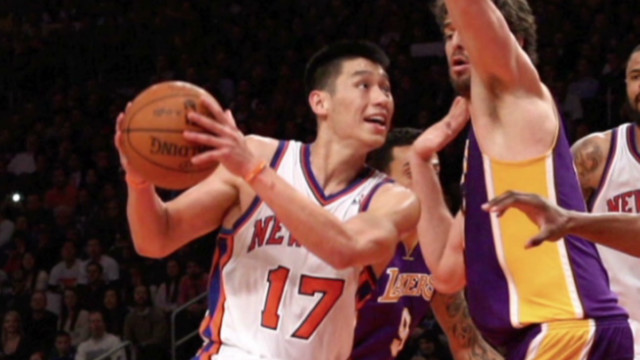 'Linsanity' book took 72 hours