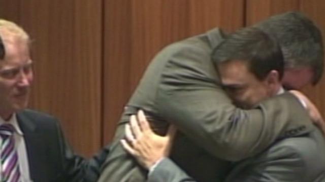 Courtroom 'in shock' over Watson verdict