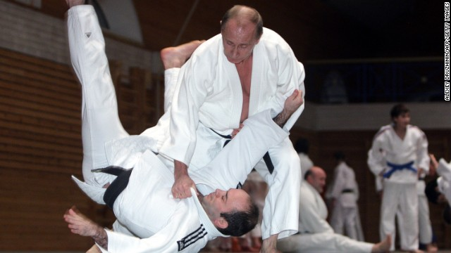 How Vladimir Putin's political judo floored his opponents