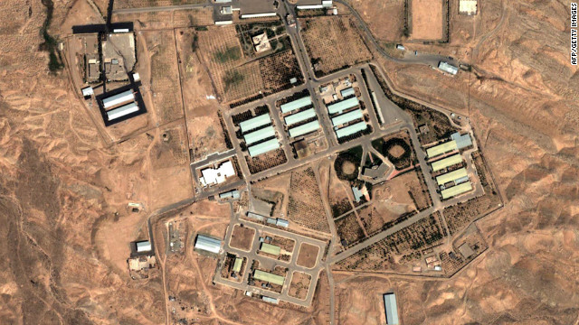 Nuclear site Iran wants to keep hidden