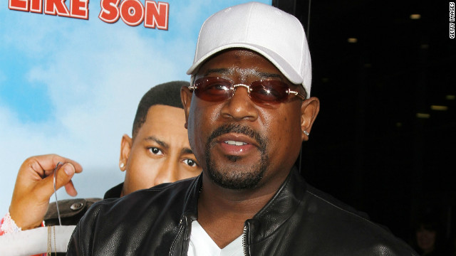 CBS has given one of Martin Lawrence's projects a pilot order.