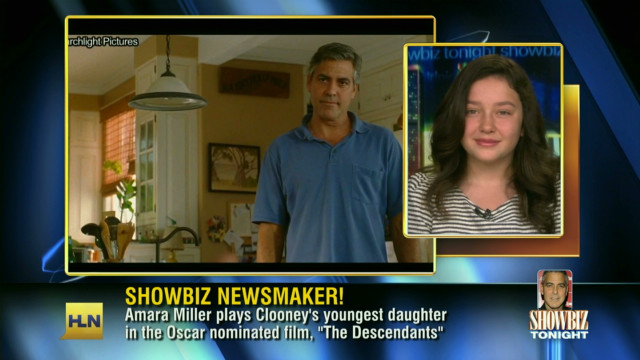 Co-star of 'The Descendants' speaks out