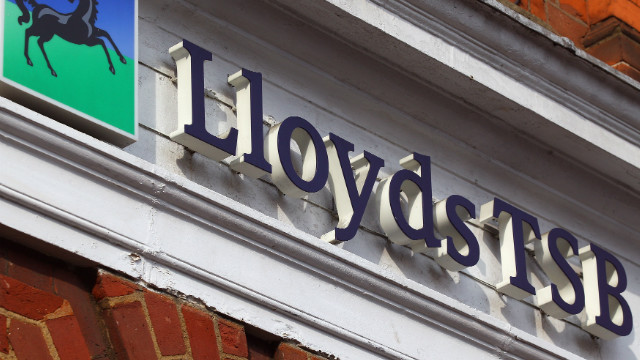 Lloyds posted a £2.13bn profit for the six months to June 30, compared with a loss of £456m for the same period a year earlier.