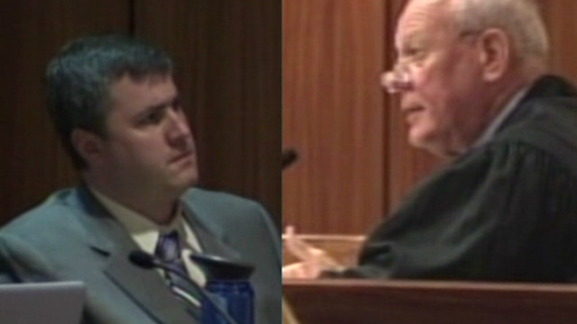 Baez defends judge in murder case