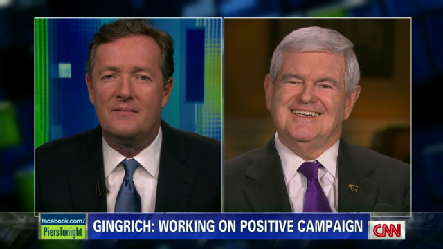 Gingrich: Campaign like Space Mountain