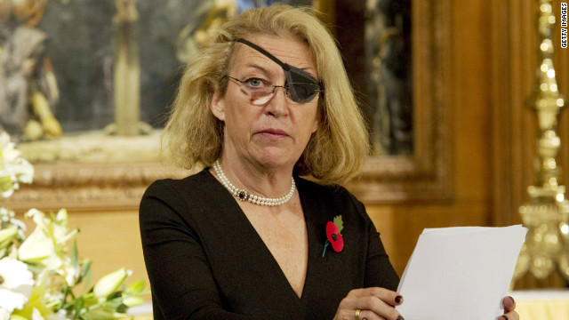 Friend: Marie Colvin was 'courageous'