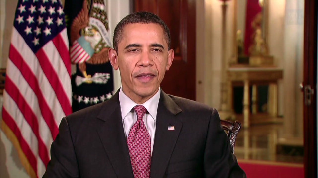 Pres. Obama's approach to energy policy