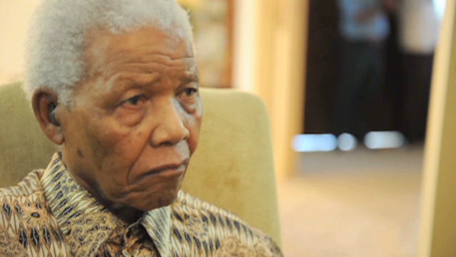 A quiet 94th birthday for Nelson Mandela