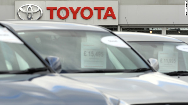 January: Toyota's $1.1 billion settlement