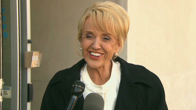 Gov. Jan Brewer: Romney is the right man