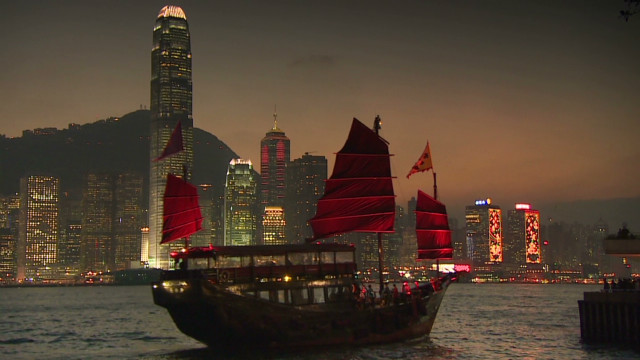 Hong Kong is the first port of call as this month's Road to Rio touches down in China