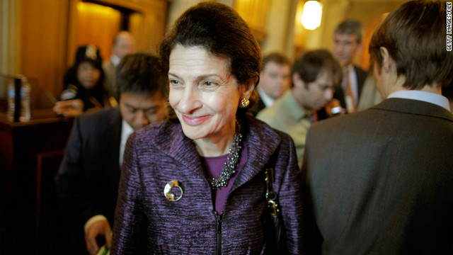 U.S. Sen. Olympia Snowe, a Republican, has built her reputation as bridge-builder in a highly partisan Washington.
