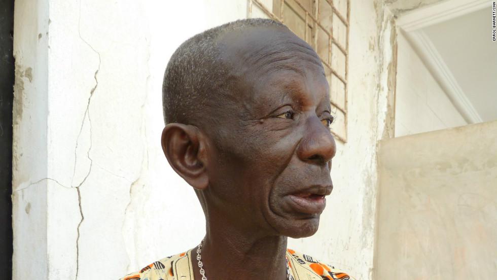 Senegal's master drummer, Doudou N'Diaye Rose.
