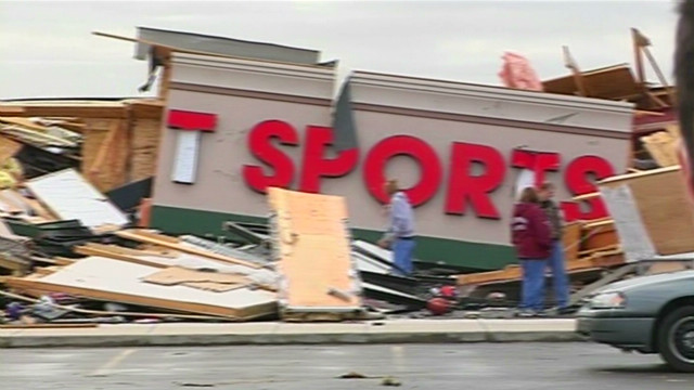 Mayor: Tornado 'devastated' Harrisburg