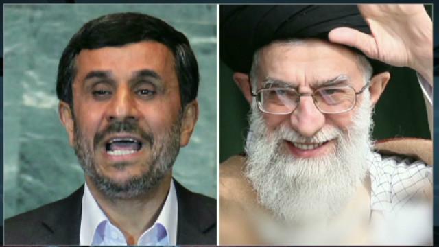 Rare glimpse inside Iran