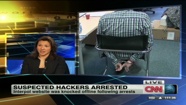 shubert suspected hackers arrest_00002106