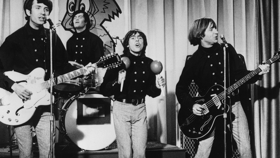 "The  band performs in 1967. In terms of musical popularity, the project succeeded beyond anyone's expectations, with the group notching a handful of No. 1 songs (including ""I'm a Believer,"" Billboard's top song of 1967) and four No. 1 albums."