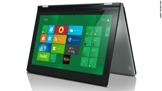 Microsoft rolled out the final preview version of its Windows 8 operating system Friday.
