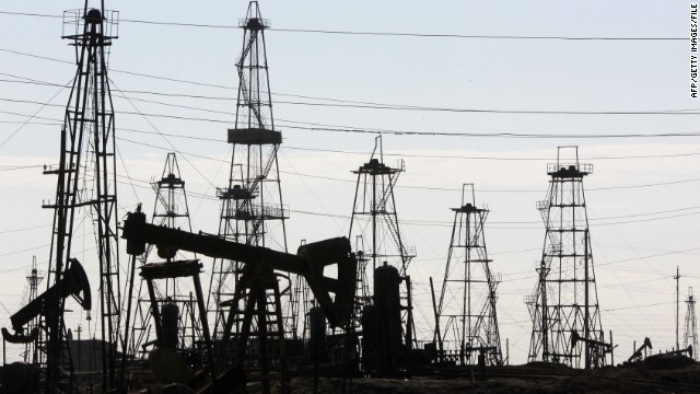 Oil production is expected to remain flat in the Middle East in 2013, according to the IMF.