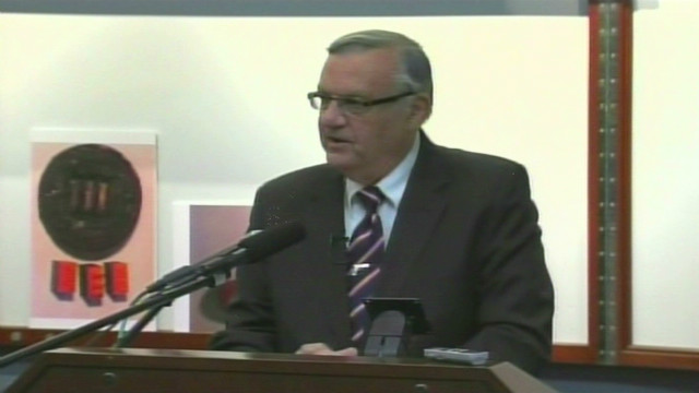 Arpaio: Obama documents probably forged