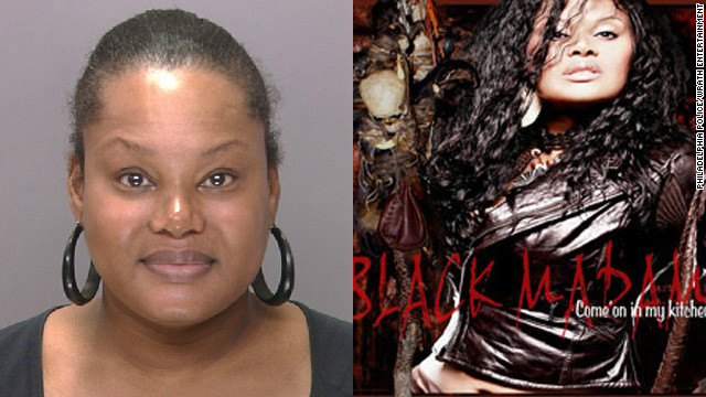 "Padge Windslowe, a musician known as ""Black Madam,"" faces trial for charges related to illegal cosmetic injections."