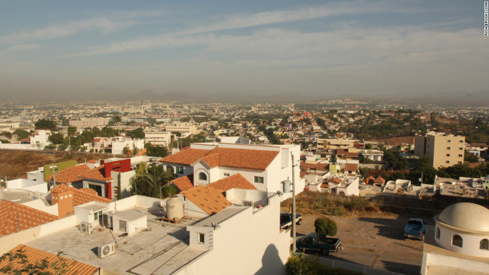 Culiacan, Mexico, is the base of the Sinaloa cartel, one of Mexico's most powerful drug trafficking organizations.