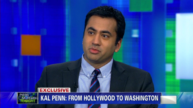 piers morgan kal penn barack obama _00001505