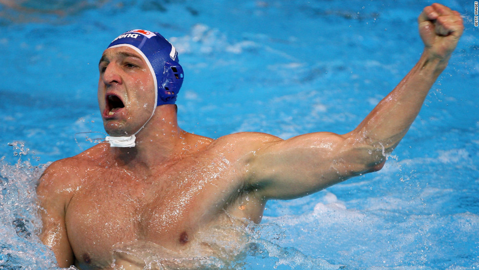 Gergely Kiss, Hungary's modern-day water polo hero, is looking to claim his fourth gold medal at the London Olympics later this year.