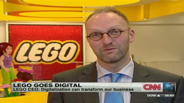 2012: Lego's building blocks for profit