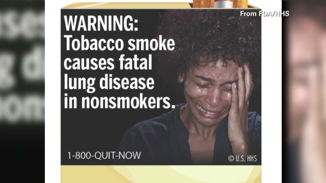 Judge blocks graphic tobacco warnings