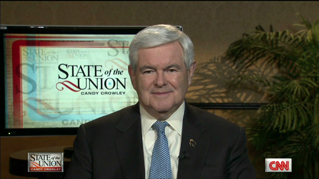 Gingrich confident about Super Tuesday