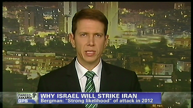 Expert: Why Israel will strike Iran