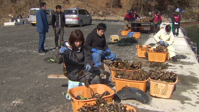 Japan's youth volunteerism keeps growing