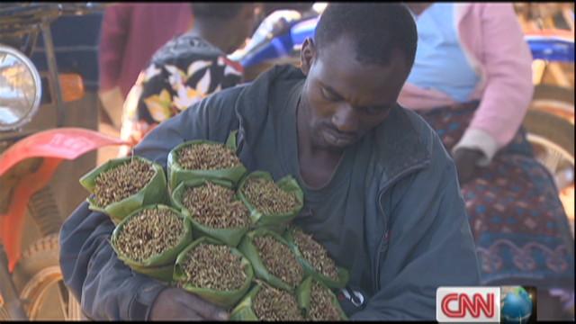 Kenyan farmers hit by Khat ban