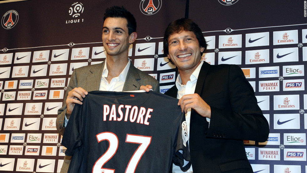 The amount paid by clubs in compensation during international transfers was $3 billion, according to the TMS. Although some teams splashed out on expensive names, such as Paris Saint-Germain's reported $56 million outlay on Javier Pastore, the average transfer fee was $1.5 million.