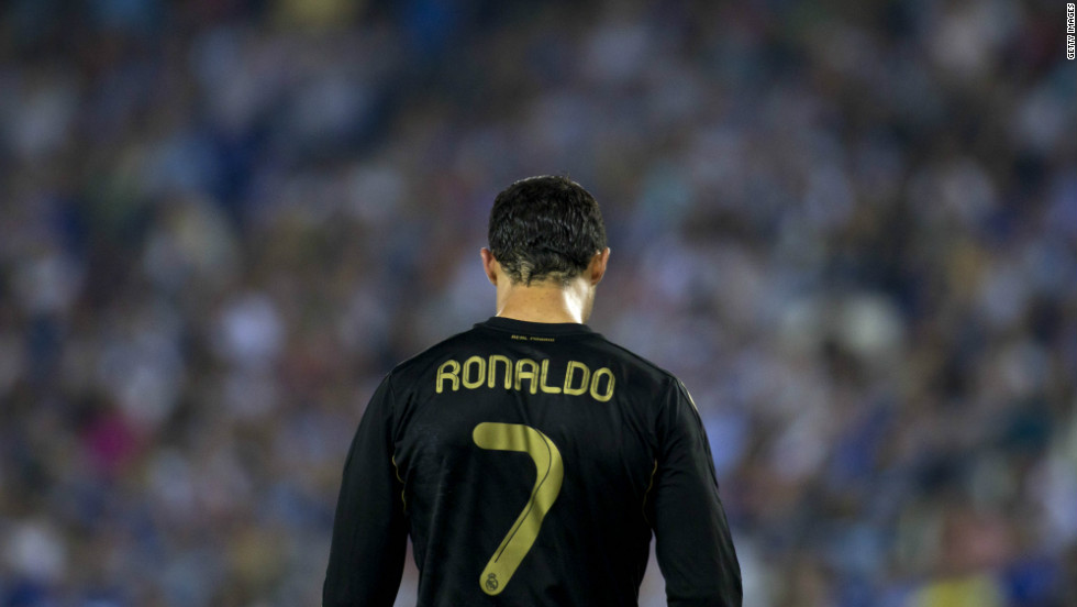 The TMS calculated that the average annual wage for a footballer is estimated to be $244,000, but this figure is influenced by a low percentage of players who are on huge wages -- such as Real Madrid superstar Cristiano Ronaldo.