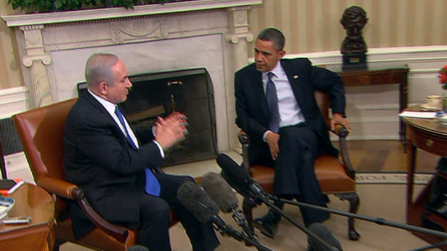 Netanyahu: Israel, U.S. stand together