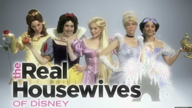 'SNL' spoof: 'Real Disney Housewives'