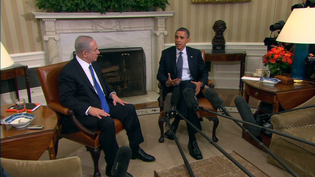 Obama: 'All options' on table with Iran