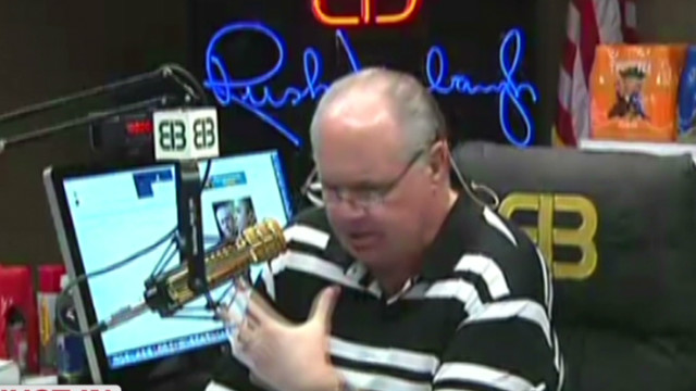 Limbaugh apology: I became like 'them'