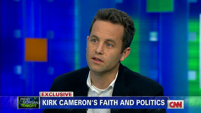 Kirk Cameron on abortion