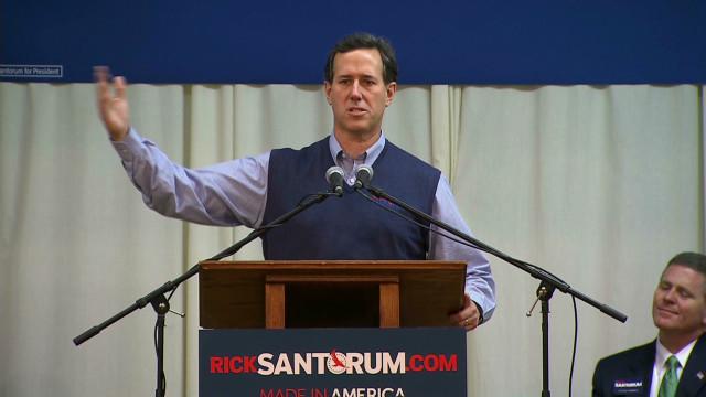 Santorum: Romney is weakest candidate