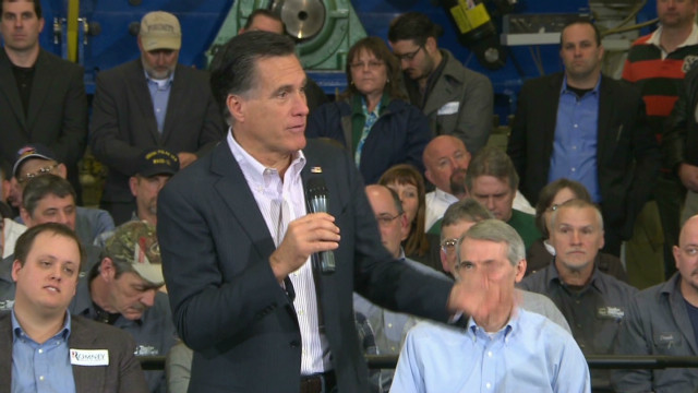 Team Romney out to seal the deal