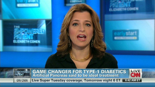 Artificial pancreas a 'game changer'
