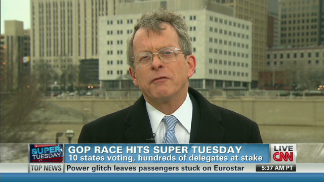 DeWine on Santorum appeals to average voter