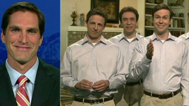 Josh Romney: 'SNL' skit was fun