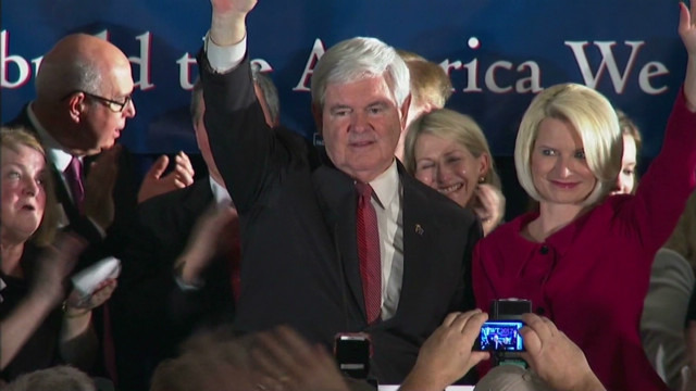 Super Tuesday weighs heavy for Gingrich